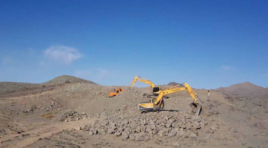 اخذ گواهینامه کشف معدن مسگران و آغاز بهره برداری توسط شرکت صدرمعادن ایرانیان