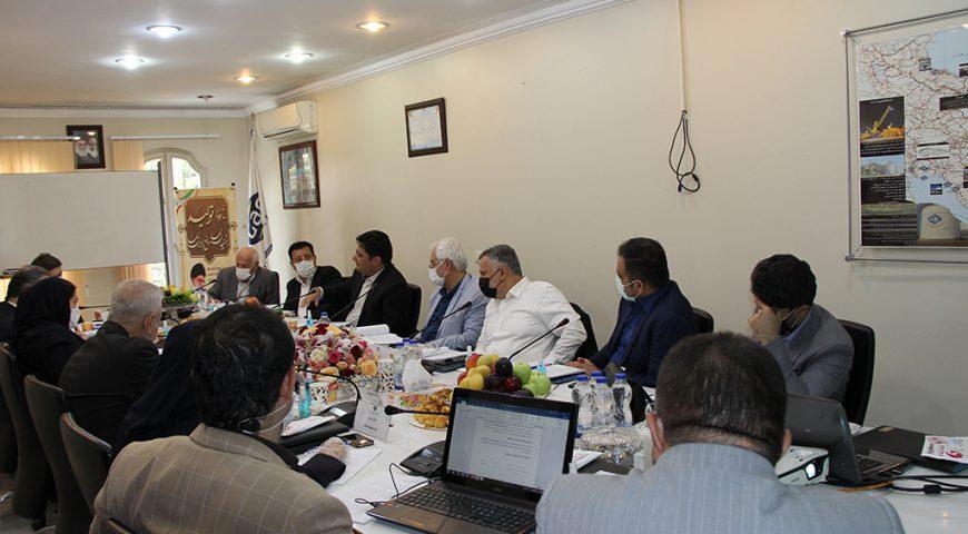 مجمع عمومی عادی سالیانه منتهی به ۳۰ اسفند ماه ۱۳۹۹ شرکت گلف اجنسی