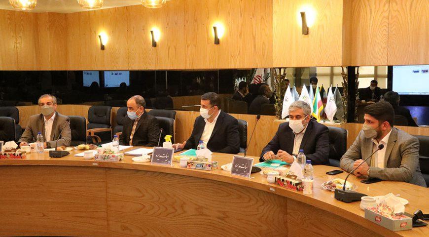 مجمع عمومی عادی سالیانه منتهی به ۳۰ اسفند ماه ۱۳۹۹ شرکت فرآورده های شیلاتی بندرعباس